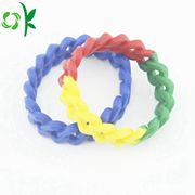 Silicone Chain Link Bracelet